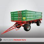PRZYCZEPA-PRONAR-T672w